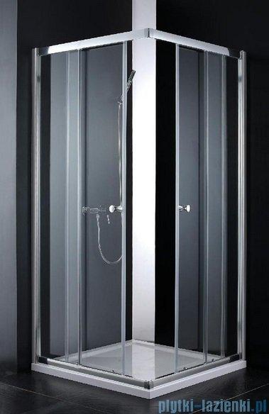 Atrium Lido kabina kwadratowa 80x80x190 cm szkło: przejrzyste FT0408
