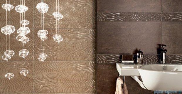 Tubądzin Traviata brown mozaika ścienna 30,3x30,8
