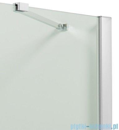 Omnires Manhattan kabina prostokątna 80x120x185cm szkło przejrzyste ADC82XLUX