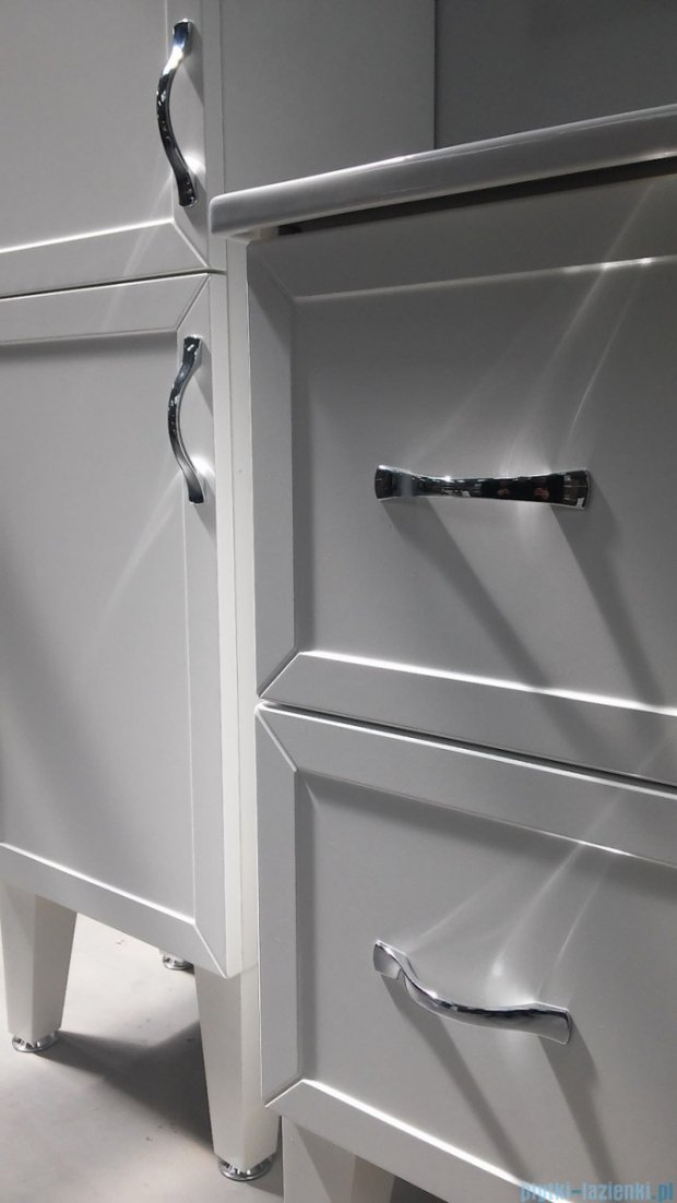Antado Rustic szafka podumywalkowa z szufladami i umywalką 60x38cm RST-140/6GT-14 + UCE-60