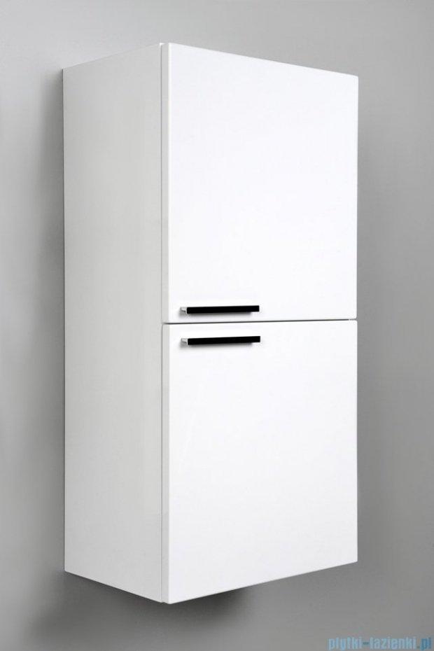 Antado Sycylia Szafka wisząca 45x30x90 biały połysk KTS-162-WS