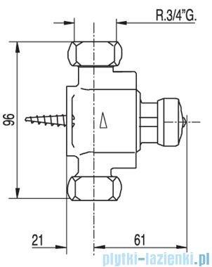 Tres Tempotres Bateria natryskowa 1.12.167