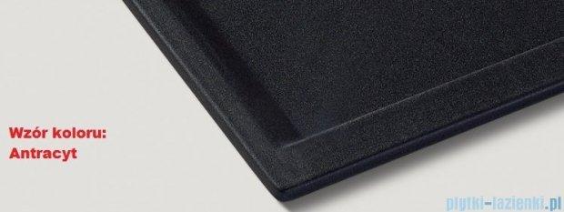 Blanco Zenar 45 S-F Zlewozmywak Silgranit PuraDur komora lewa kolor: antracyt z kor. aut. bez akcesoriów 519340