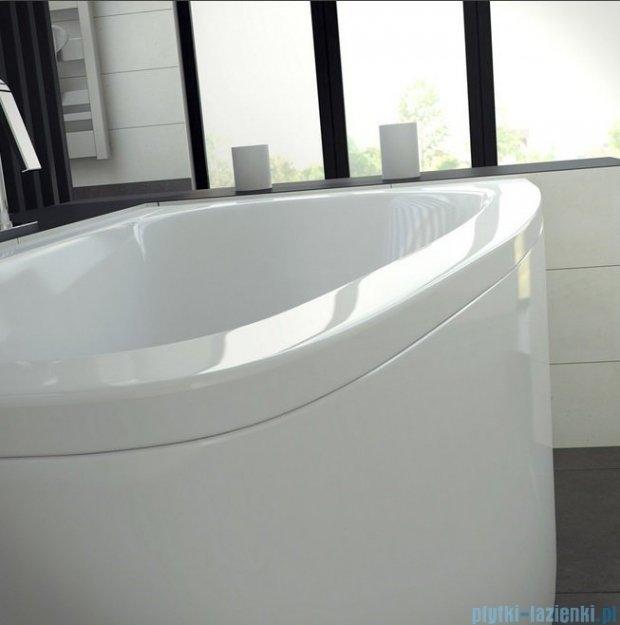 Besco Luna 150x80cm Wanna asymetryczna Prawa