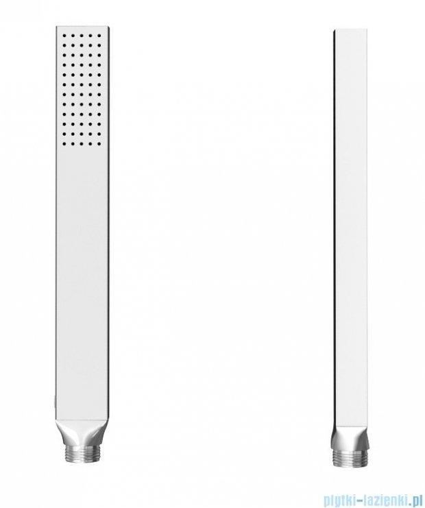 Kohlman Excelent zestaw wannowo-prysznicowy chrom QW211HQ35