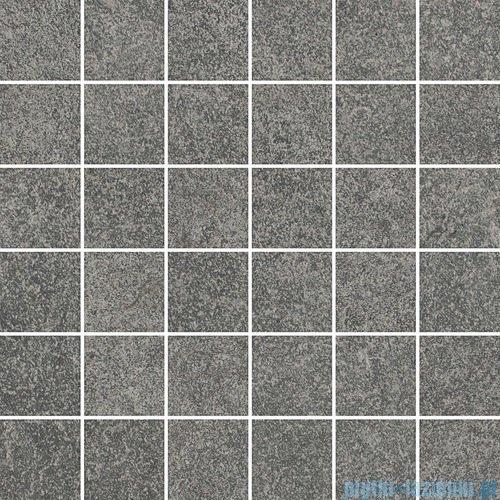 Paradyż Flash grafit półpoler mozaika 29,8x29,8