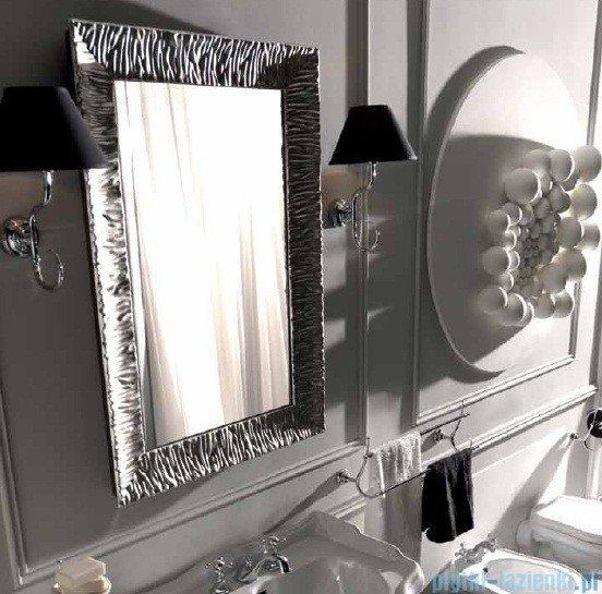 Kerasan Retro Lustro z ramą koloru czarnego 70x100cm 7365
