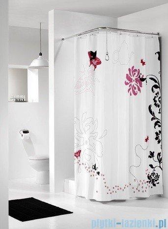 Sealskin Moodz zasłona prysznicowa tekstylna 180x200cm 233111350