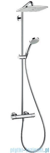 Hansgrohe Talis Puro Showerpipe zestaw natryskowy termostatyczny chrom 27136000