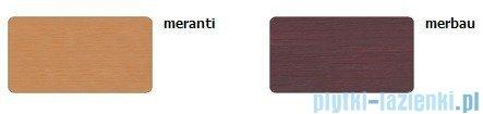 Sanplast Obudowa czołowa do wanny Altus prostokątnej, OWP-ALT/EX D-M 190 cm merbau 620-120-0160-20-000
