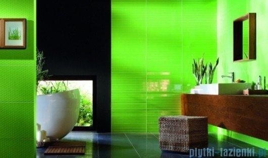 Dekor ścienny Tubądzin Colour Green 32,7x59,3