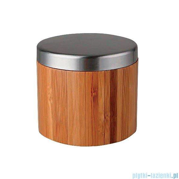 Ferro pojemnik kosmetyczny bambusowy K17F