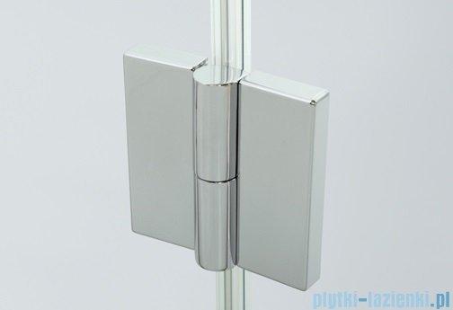 Sanplast drzwi skrzydłowe DJ2L(P)/AVIV-90 90x200 cm lewa przejrzyste 600-084-0640-42-401