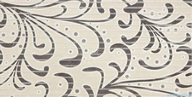 Tubądzin Gobi grey ornament dekor ścienny 30,8x60,8