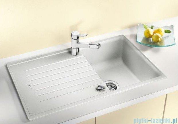 Blanco Zia 45 SL Zlewozmywak Silgranit PuraDur  kolor: tartufo  z kor. aut. 517413