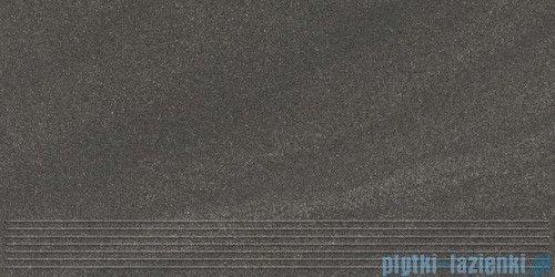 Paradyż Arkesia grafit satyna stopnica 29,8x59,8