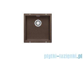 Blanco Subline 400-U zlewozmywak Silgranit PuraDur  kolor: kawowy  z k. aut. 515759