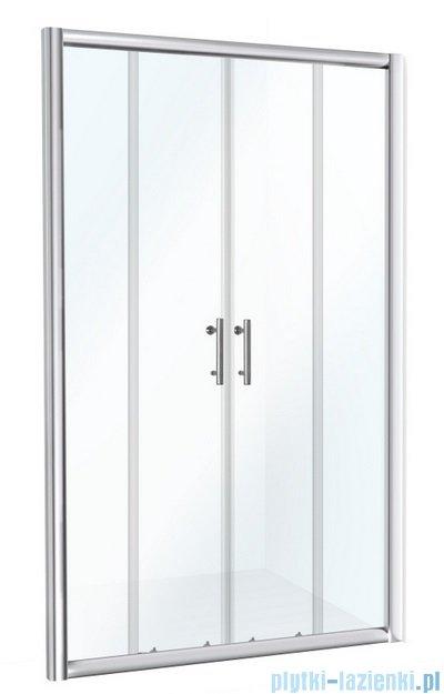 NOVOTERM drzwi prysznicowe 120x195  AINA 120