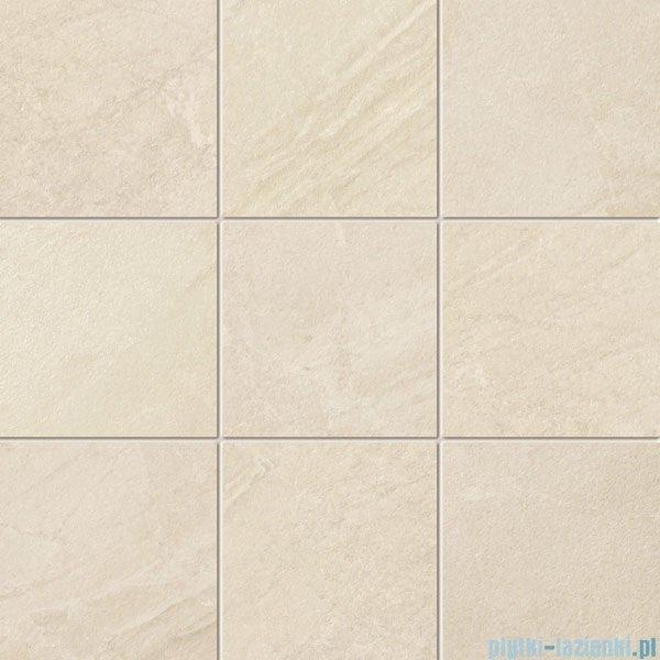 Tubądzin Glacier beige MAT mozaika gresowa 29,8x29,8