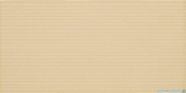 Tubądzin Maxima beige płytka ścienna 22,3x44,8