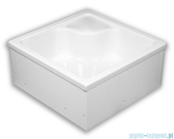 Schedpol Brodzik kwadratowy z siedziskiem Dante 90x90x41 3.033
