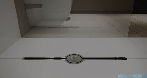 Wiper Eye-drain A2 Massimo Odpływ prysznicowy 120 cm mat Eye-drainMASSIMOA2_1200Mat