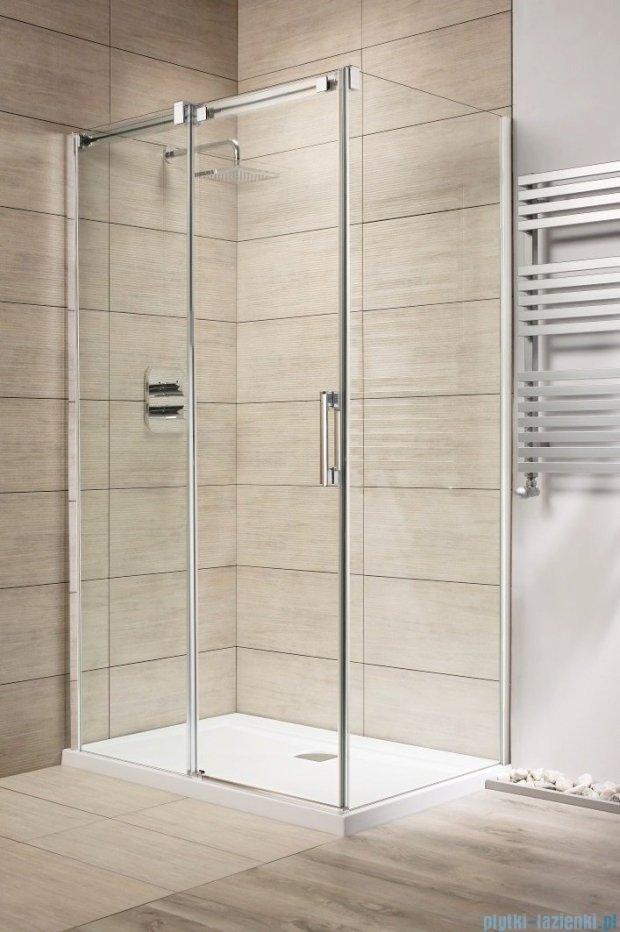 Radaway Espera KDJ Drzwi prysznicowe 120 lewe szkło przejrzyste 380132-01L