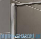 Sanswiss Melia MEE2P Kabina kwadratowa 75x75cm przejrzyste MEE2PG0751007/MEE2PD0751007