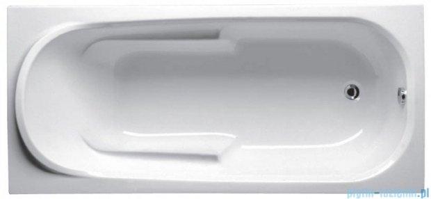 Riho Columbia Wanna prostokątna 175x80 + nóżki + syfon BA04/01U/AMC55