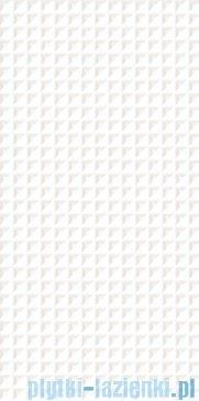 Paradyż Esten bianco struktura C płytka ścienna 29,5x59,5