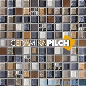Pilch Mocca mozaika szklana ścienna 30x30