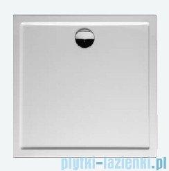 Riho Brodzik kwadratowy płaski 249 80x80x14 DA57 + nóżki + panel