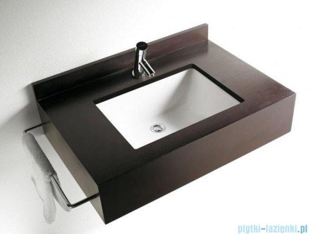 Bathco umywalka podblatowa Torino D 56,5x29,5 cm 0051D