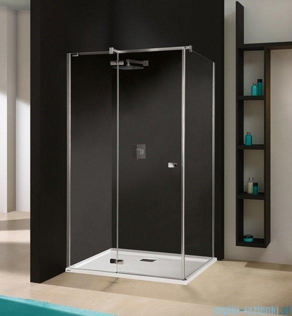 Sanplast kabina narożna prostokątna KNDJ2/FREE-100x120 100x120x195 cm przejrzyste 600-260-0680-42-401