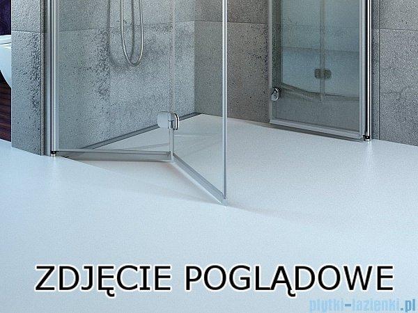 Radaway Arta Kdj I kabina 80x120cm lewa szkło przejrzyste 386081-03-01L/386024-03-01