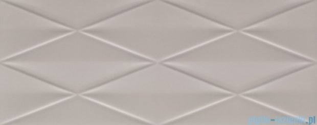 Tubądzin Abisso grey STR płytka ścienna 29,8x74,8