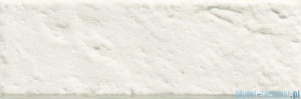 Tubądzin All in white 6 struktura płytka ścienna 7,8x23,7