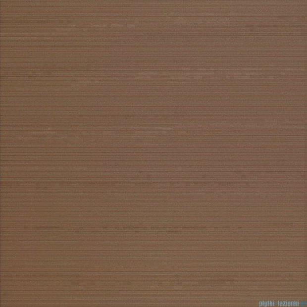 Tubądzin Maxima brown płytka podłogowa 45x45