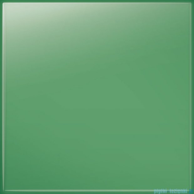 Tubądzin Pastel zielony połysk płytka ścienna 20x20
