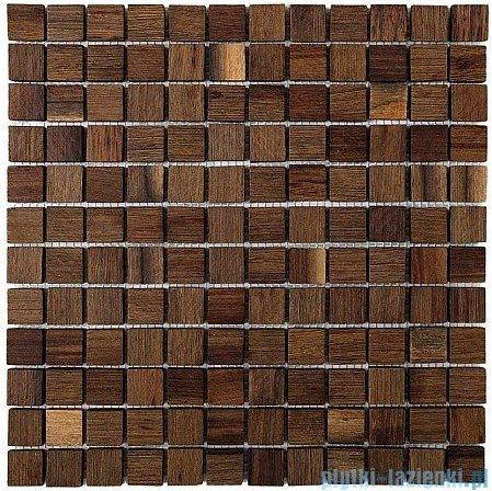 Dunin Etn!k mozaika drewniana 31x31 wenge al. 25