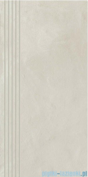 My Way Tigua bianco stopnica 29,8x59,8