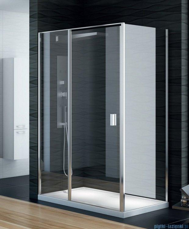 New Trendy Perfecta kabina prostokątna 100x80cm przejrzyste EXK-1169/EXK-1188