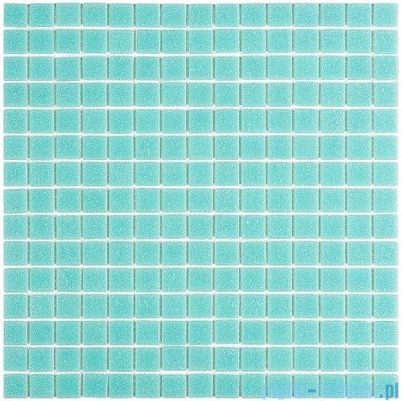 Dunin Q Series mozaika szklana 32x32 qm light lagoon