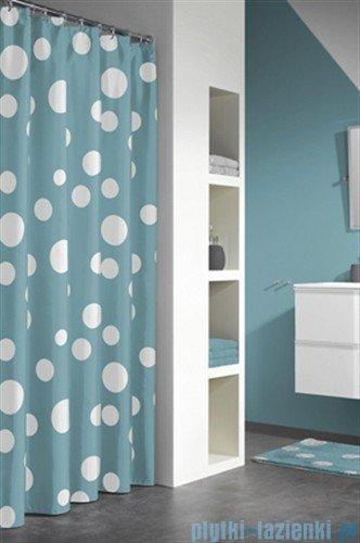 Sealskin Bubbles Zasłona prysznicowa PCV 180x200cm 210821330