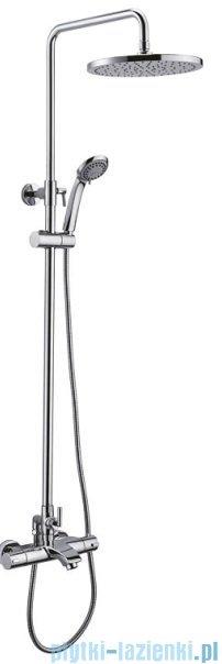 Art Platino Term zestaw wannowo-prysznicowy termostatyczny chrom TER-ZWPN.500C