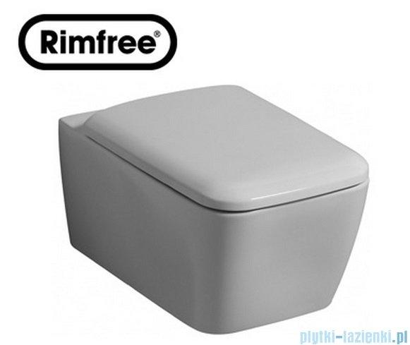 Koło Life! reflex miska Wc ustępowa lejowa rimfree wisząca biala M23120900