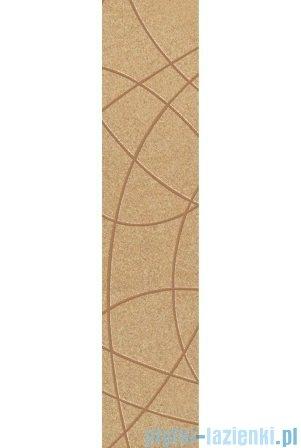 Paradyż Arkesia brown listwa 9,8x44,8