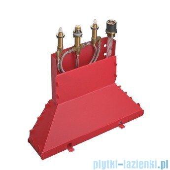 Hansgrohe Zestaw podstawowy do baterii 4-otworowej 13444180