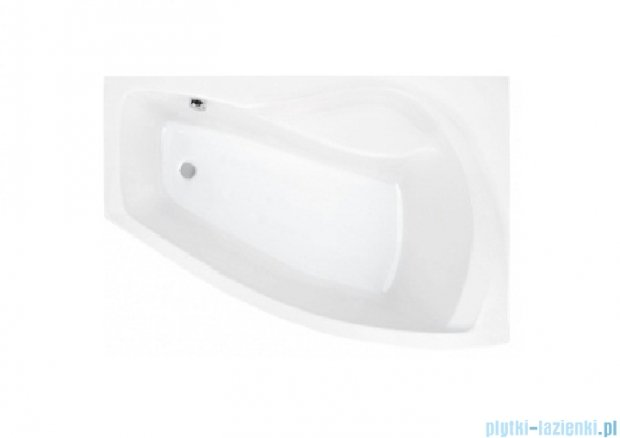 Roca Nicole wanna 150x90cm prawa z hydromasażem Smart Water Plus A24T148000