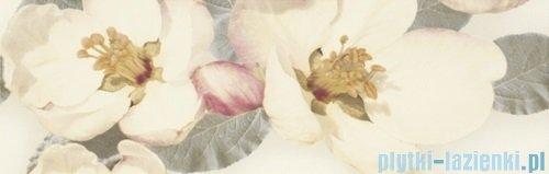 Paradyż Chiara beige kwiat B inserto ścienne 20x60